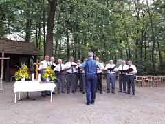 Der Männergesangverein Essern©Kirchengemeinde Essern (Martinskirche)